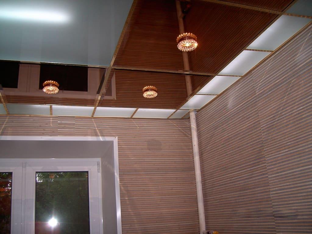 Фото потолок купить