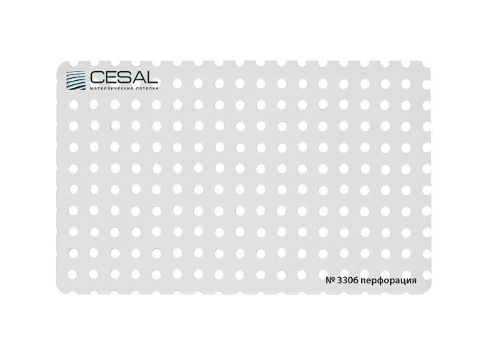 Рейка Cesal 3306 Перфорация