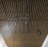 Кубообразный потолок в офис