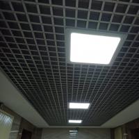 Подвесной потолок Грильято с ячейкой 50х50