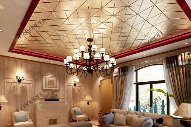 Подвесные потолки Caveen